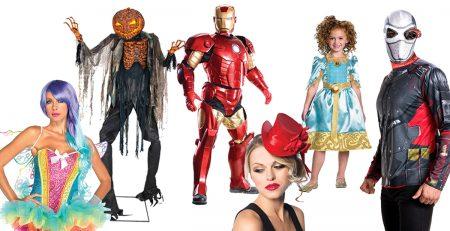 Halloween costumes 2018