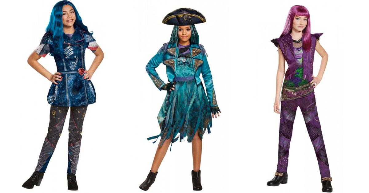 halloween Girls Costumes
