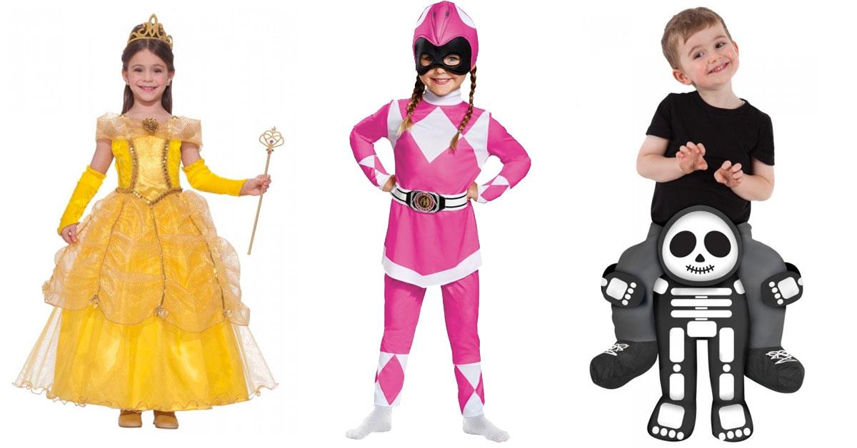 kids Halloween Costumes 2018